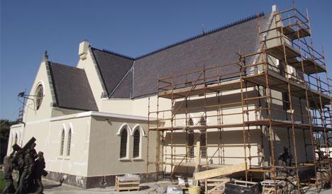 Nicker Church at Pallasgreen, Co. Limerick